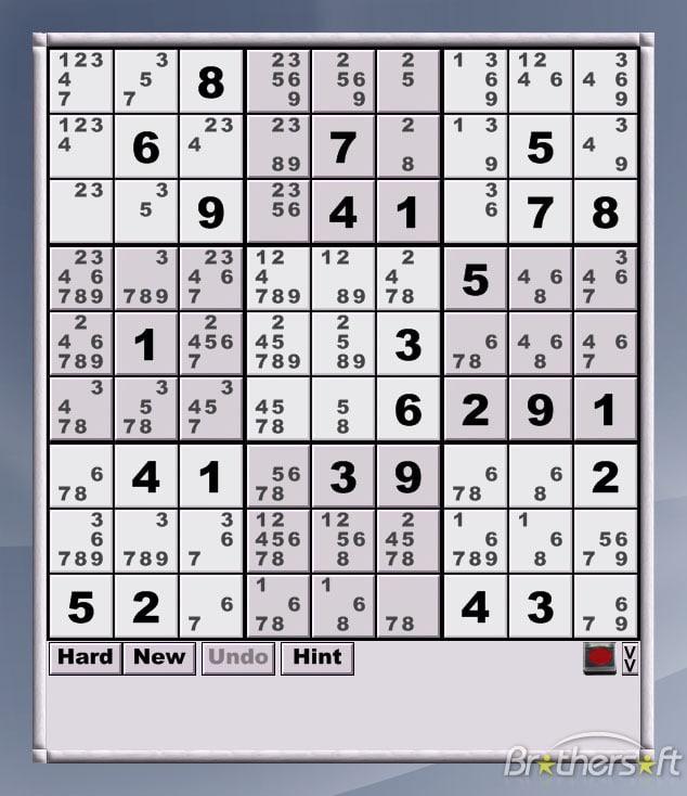Sudoku Solver Idea