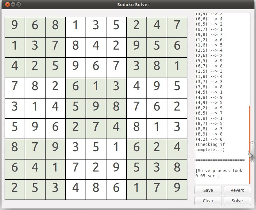 Sudoku Solver Printable