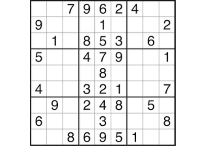 Sudoku Solver Tips