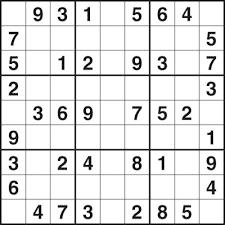 Sudoku To Print