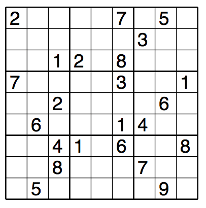 Super Sudoku Hard