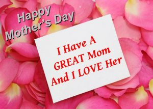 Sweet Message for Mother Day