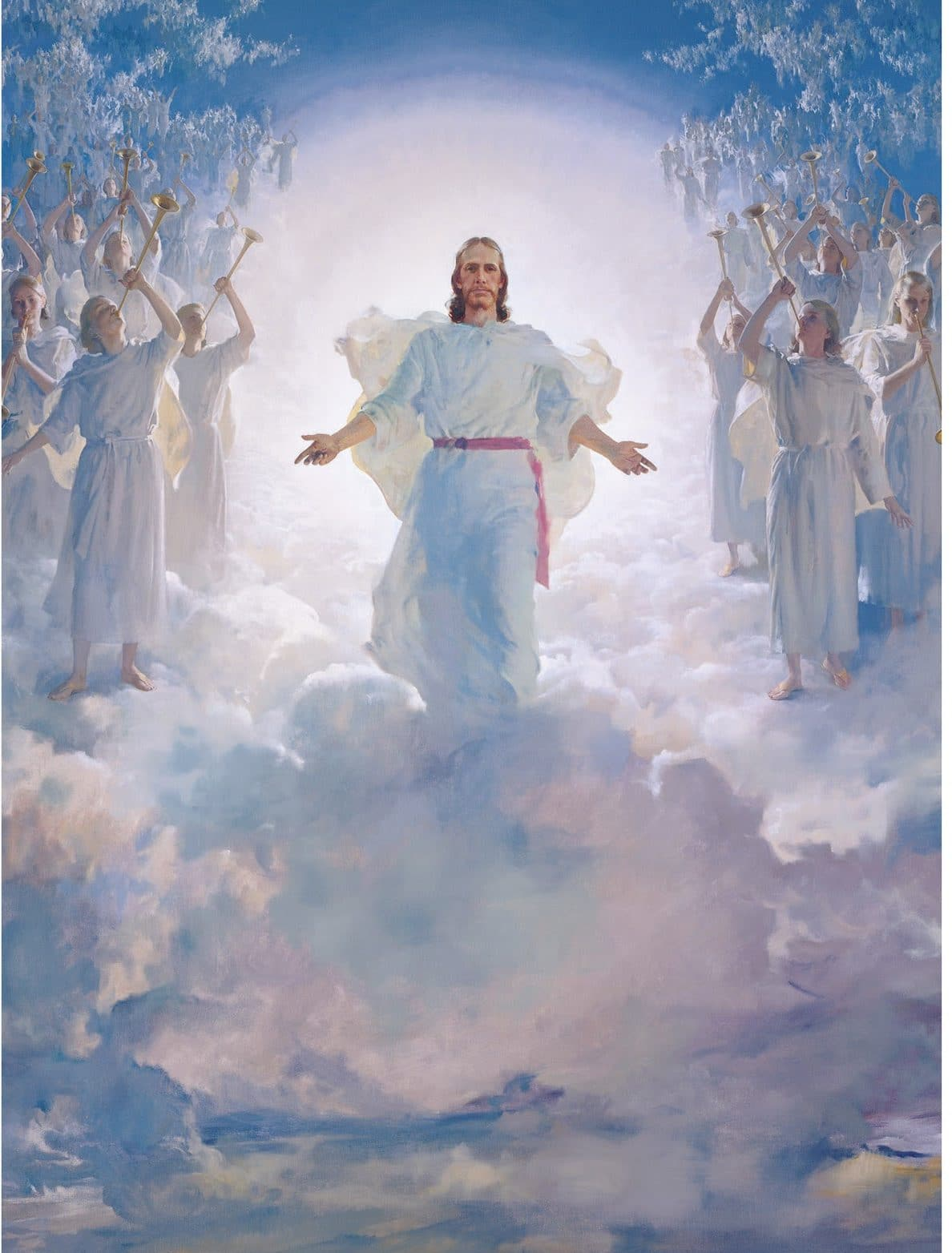 The Ascension of Jesus Ids