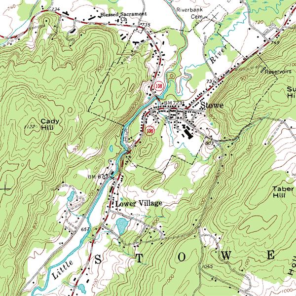 Topographic Maps Free