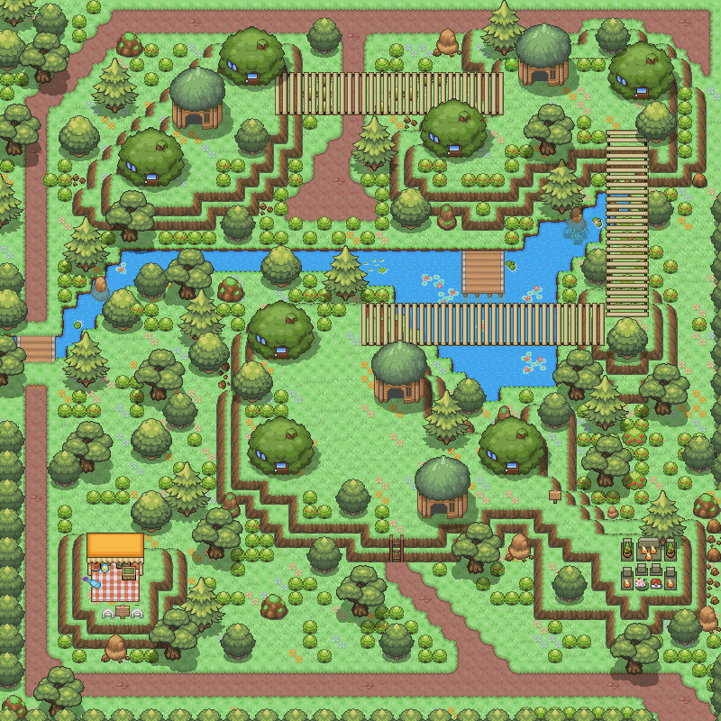 Town Map Image