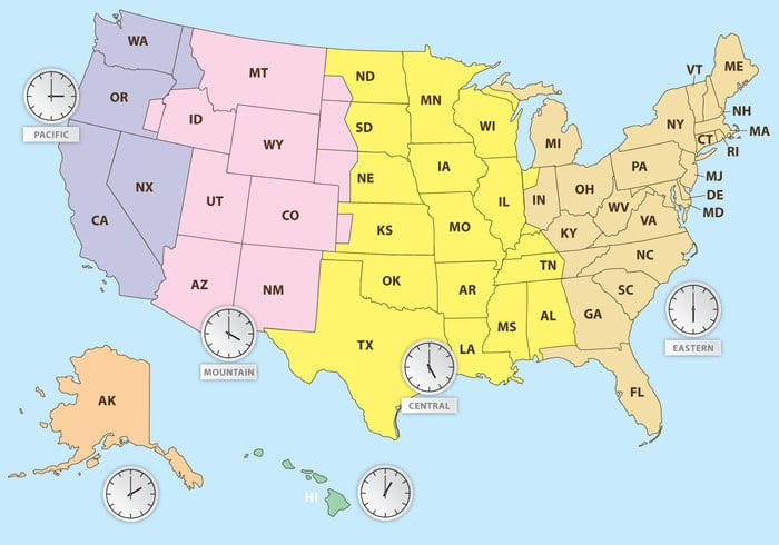 US Map Download