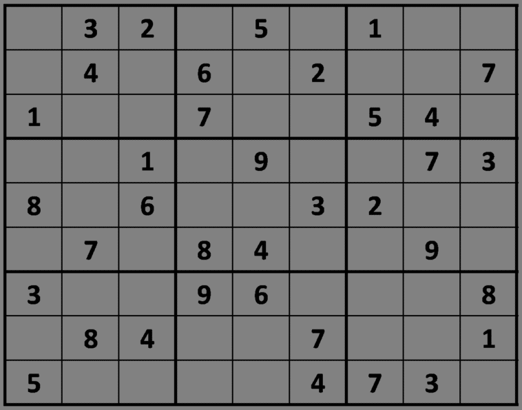 Very Easy Sudoku For Kids