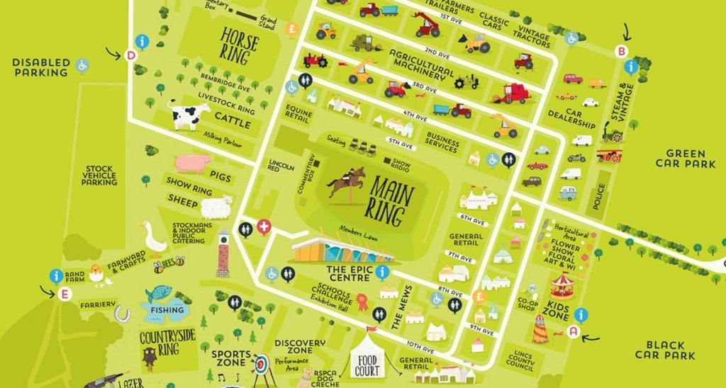 Website Interactive Map