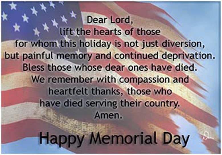 Best Memorial Day Poem