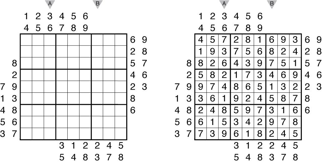 Sudoku rules Idea
