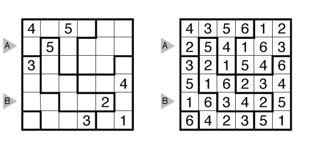 Sudoku rules Tips