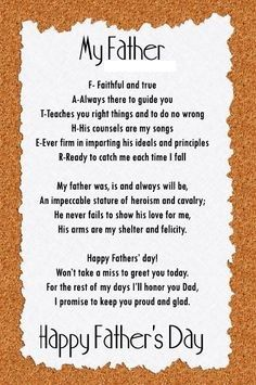 Christian fathers day saying