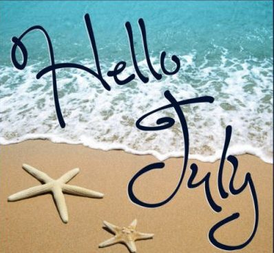 Welcome July 2017 Wallpapers