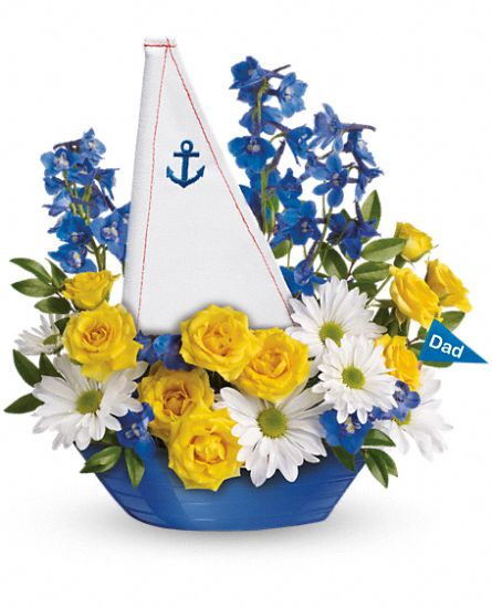 Father's day flower Design