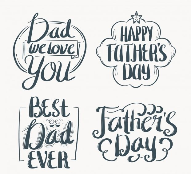 Father's day stickers Picture