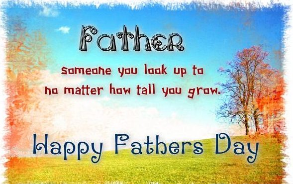 Fathers day messages and sayings for cards