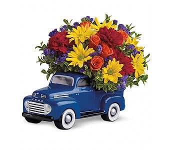 Free Father's day flowers