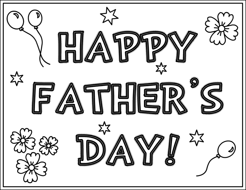 picture relating to Printable Fathers Day Cards to Color named Free of charge Printable Fathers Working day Card Quotation Illustrations or photos High definition Cost-free