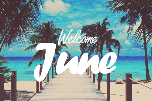Good Bye June Hello June Image