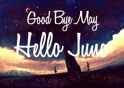 Good Bye June Hello June Pic