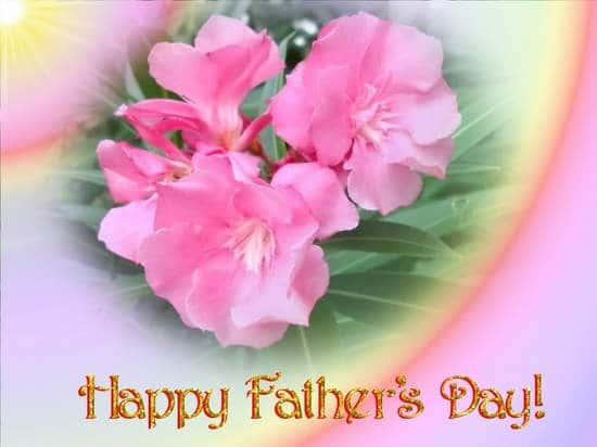 Happy Father's day flowers
