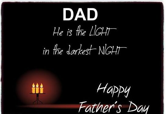 Happy Fathers Day Messages Image