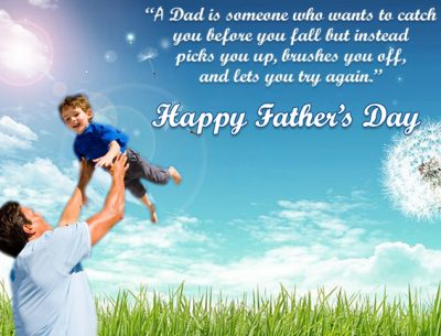 Happy Fathers Day Quotes from Son Image