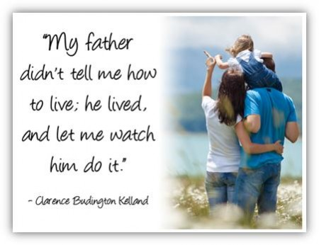 Happy Fathers Day Quotes from Son Pic – Quote Images HD Free