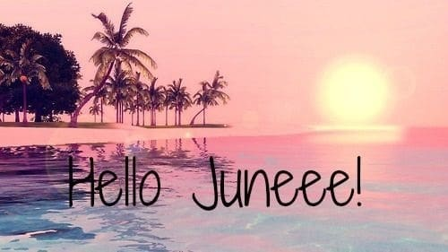 Hello June Image