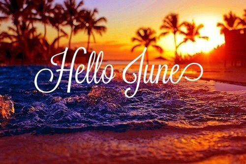 Hello June Photo