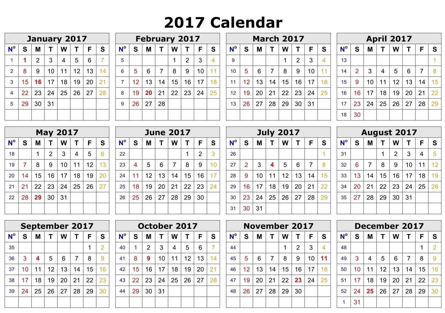 June 2017 Calendar In Tamil