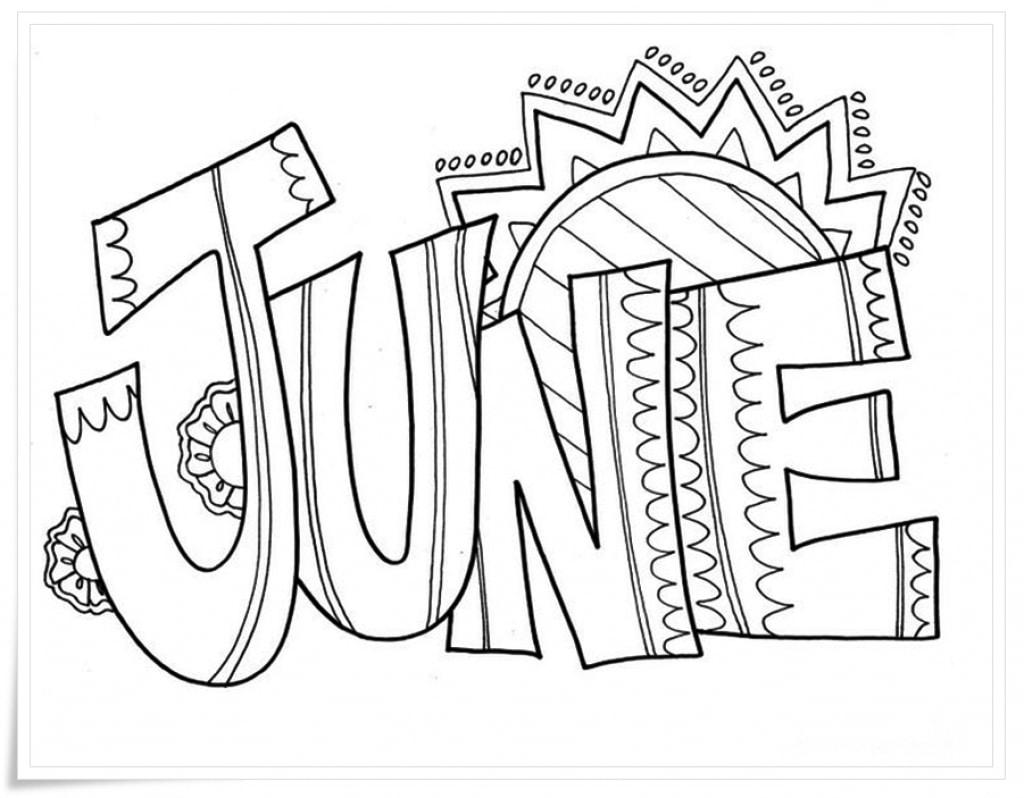 June Crafts Idea For Kids