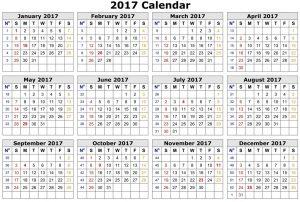 June July 2017 Calendar Images Download
