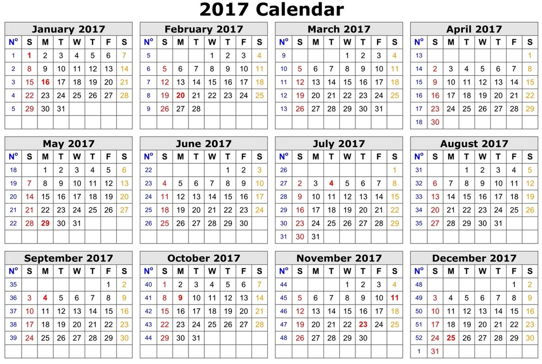 June July 2017 Calendar Images Download