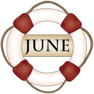 June Month 2017 Clip art Pictures