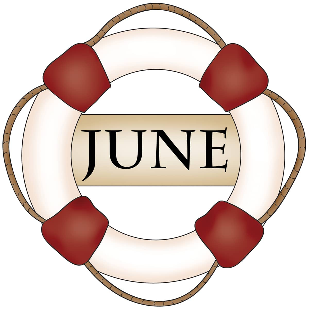 June Month 2017 Clip art Pictures