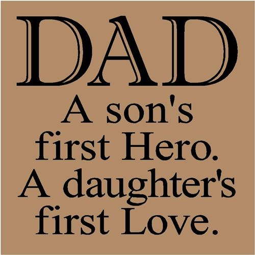 Lovely Fathers Day Quotes from Daughter