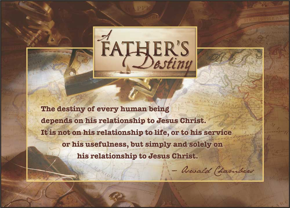Online Christian fathers day poem