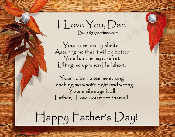 Shorts fathers day wishes