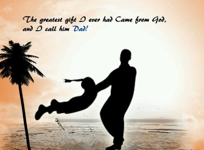 Shorts fathers day wishes Image