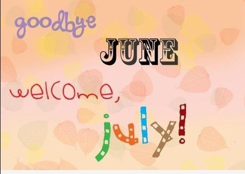 Welcome July 2017 Picture