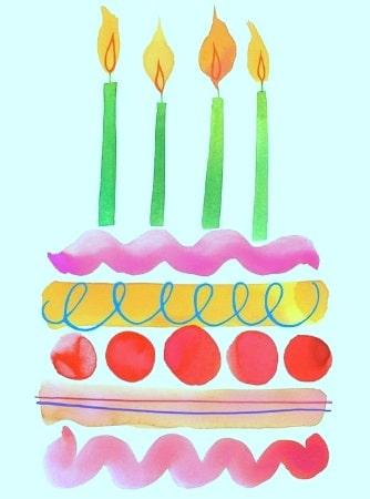 Birthday Clip-art