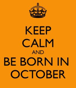 Born In October