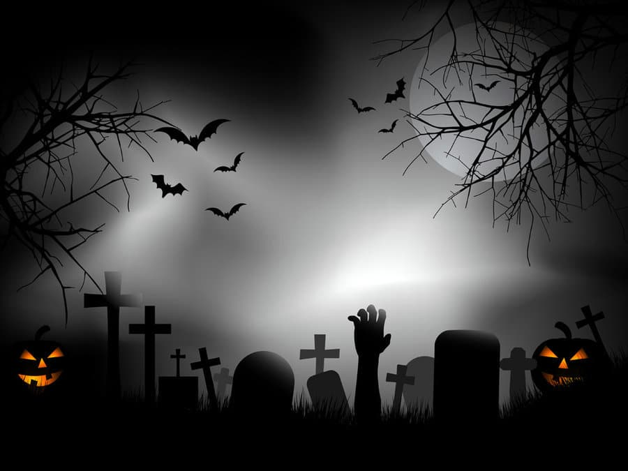 Halloween Black Pic