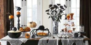 Halloween Food Decor