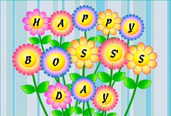 Happy Boss Day Cute
