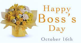 Happy Boss Day Flowers