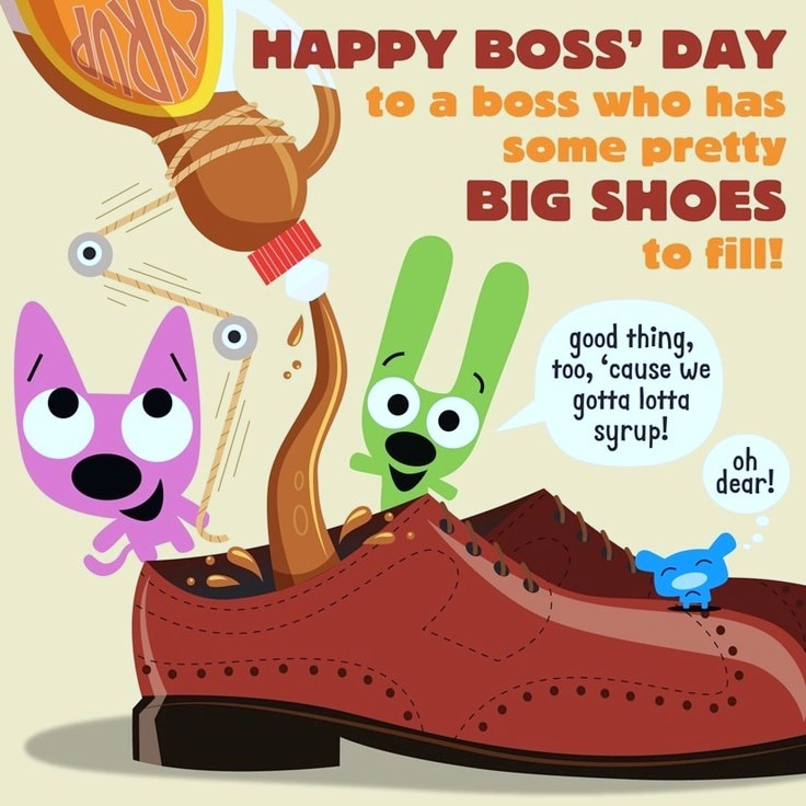Happy Boss Day Funny