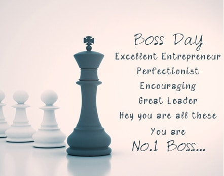No.1 Boss Wishes