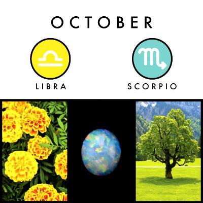 October Birth Sign